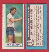 Manchester United Ray Wilkins 75